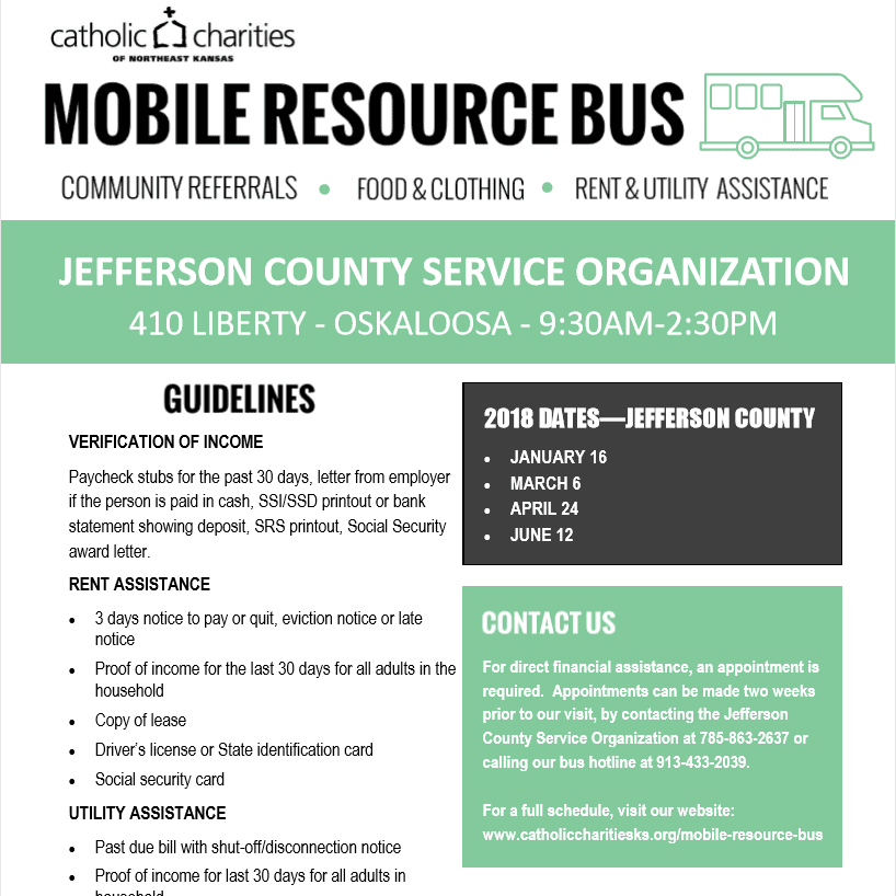 Mobile Resource Bus