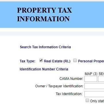 PropertyTaxInfo